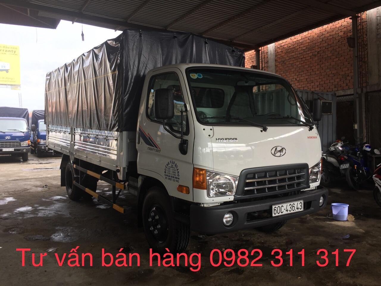 xe-hyundai-8-tấn-thùng- bạt
